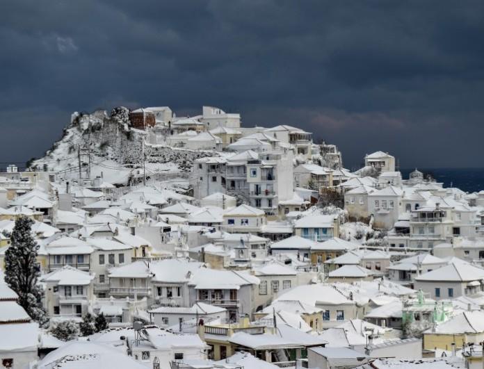 Έκτακτο δελτίο καιρού: Έρχονται βροχές, τσουχτερό κρύο και χιόνια!