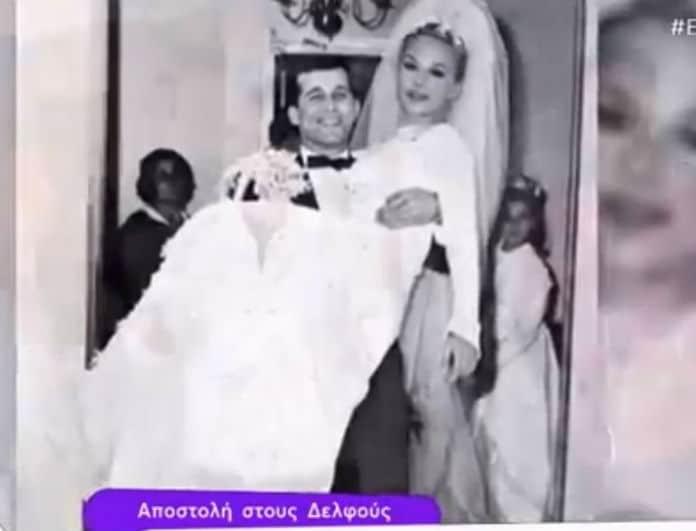 Βουγιουκλάκη-Παπαμιχαήλ: Αυτή είναι η σουίτα που έγινε ο γάμος τους! (Βίντεο)