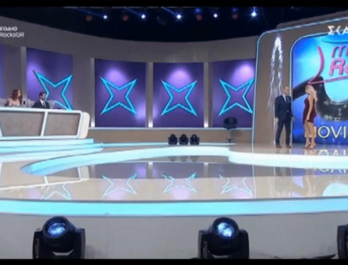 My style rocks 2 Gala: Ο απίστευτος όρος του Στέλιου Κουδουνάρη στην Σπυροπούλου! Δεν θα πιστεύετε... (βίντεο)