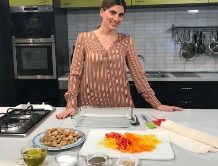Τυρόπιτα με ζαμπόν ξεσκέπαστη! Η συνταγή της Σταματίνας Τσιμτσιλή για σίγουρη επιτυχία!