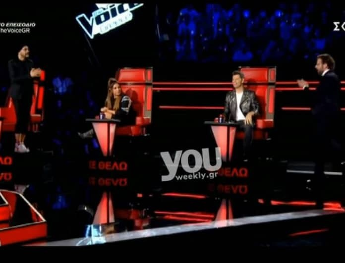 The Voice: Η παίκτρια που τραγούδησε ζουλού και η αδιάκριτη ερώτηση της Παπαρίζου! (Βίντεο)