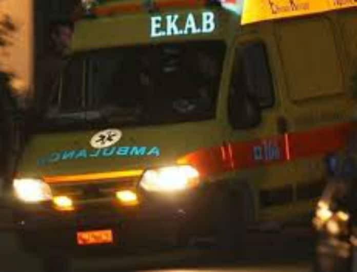 Θεσσαλονίκη: Σοβαρό τροχαίο με 9 τραυματίες! Μετωπική σύγκρουση αυτοκινήτου με βαν!