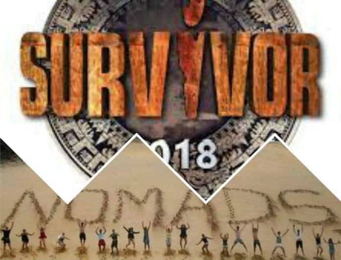 Το κορυφαίο όνομα του «Survivor» που έριξε.. άκυρο στο «Nomads»! Δεν φαντάζεστε ποιος είναι! (Βίντεο)