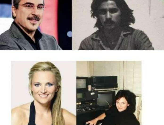 Τop 20: Διάσημοι Έλληνες που άλλαξαν απίθανα... Δείτε τους στα νιάτα τους!