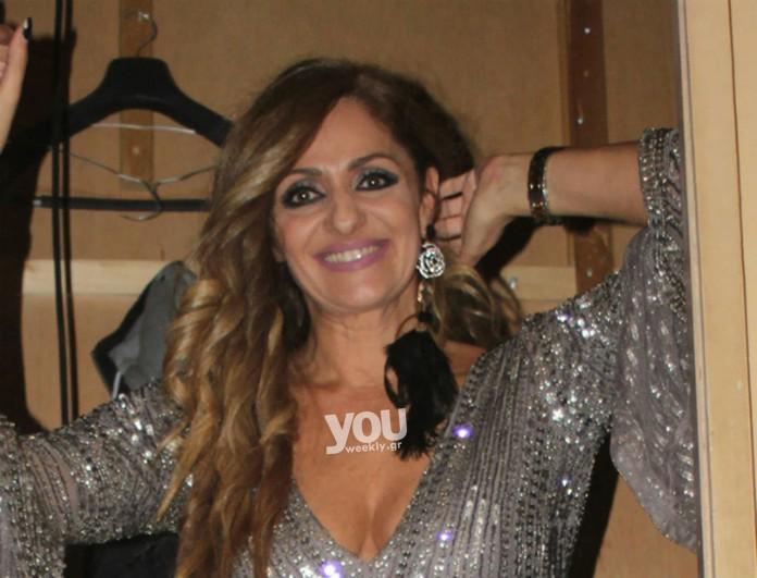 Βίκυ Κουλιανού: Το ιδανικό φόρεμα για να δείχνεις εντυπωσιακή στα 51 σου! Do it like Vicky!
