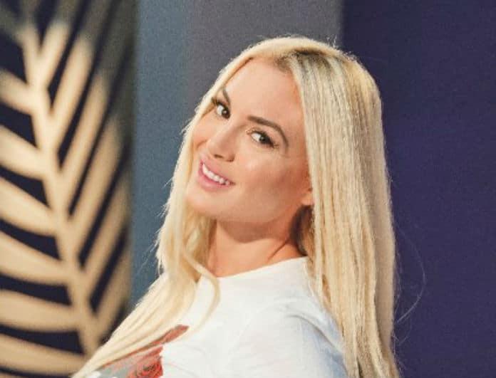dbda21c8d7b0 Αλεξάνδρα Παναγιώταρου  Αυτό είναι το νέο της επαγγελματικό βήμα! - News -  Youweekly