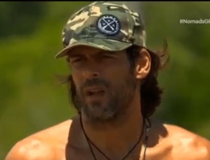 Nomads 2: Επικό τρολάρισμα στον Σπαλιάρα! Τι του είπαν για τις ντόπιες; (βίντεο)