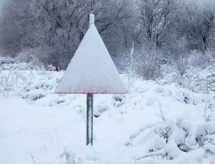 Καιρός: Βροχές, καταιγίδες, χιόνια και κρύο για σήμερα Κυριακή 18 Νοεμβρίου!