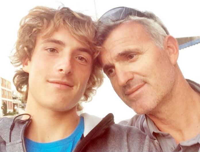 Πρωταθλητής της καρδιάς μας ο Στέφανος Τσιτσιπάς! Το μήνυμα για τα γενέθλια του πατέρα του!