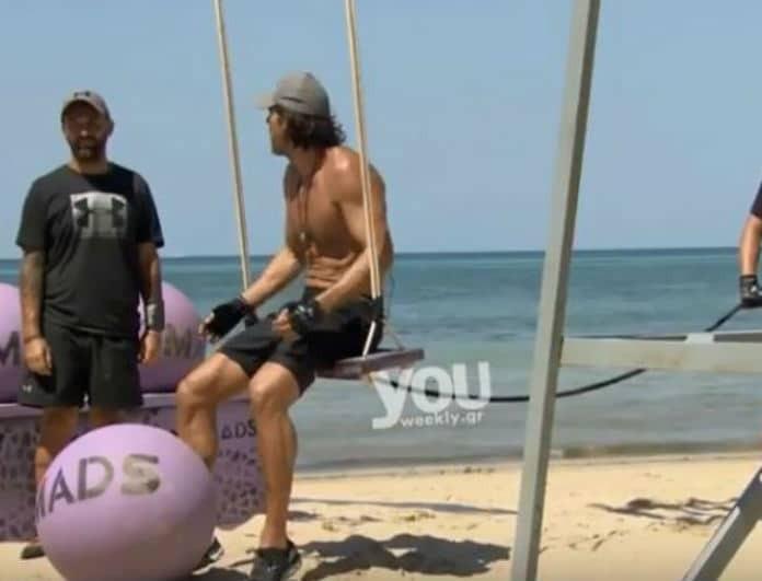 Nomads 2: Ο τσακωμός του Σπαλιάρα με τον Τσανγκ και τα γαλλικά! «Ρε μ...α..» (Βίντεο)
