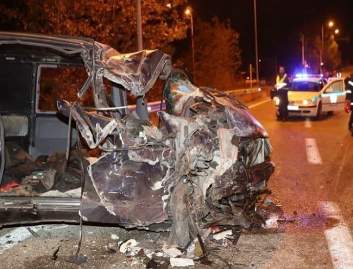 Τροχαίο σοκ στη Θεσσαλονίκη! Νεκρό 4χρονο αγοράκι!