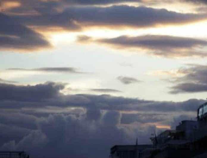 Καιρός: Με συννεφιά και κρύο η Τρίτη! Αναλυτική πρόβλεψη...