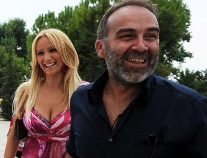 Γρηγόρης Γκουντάρας: «Υπερβολές και αχαριστία θα πω» - Η απάντηση στην γκρίνια της συζύγου του!