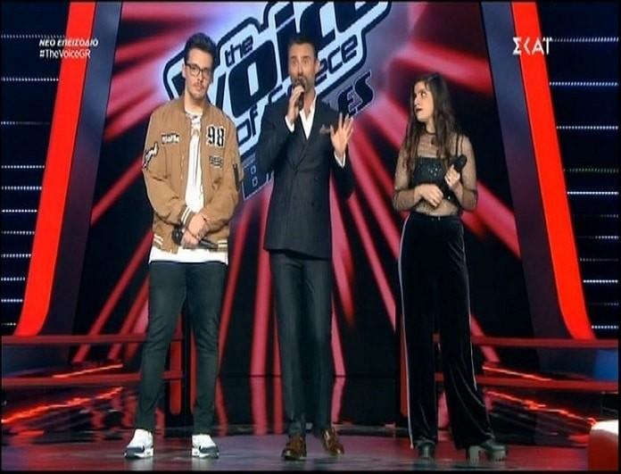 The Voice: Ραπάρει πάνω στη σκηνή ο Γιώργος Καπουτζίδης! (video)