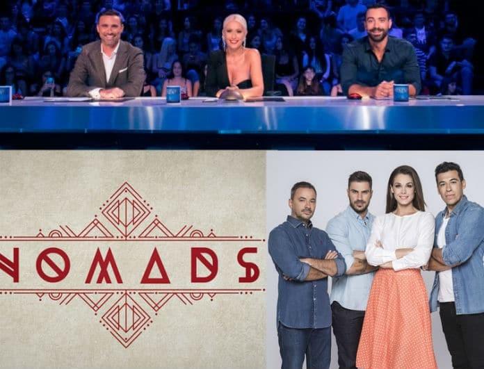 Ελλάδα έχεις ταλέντο, Nomads, Βake off... Ποιον έβγαλαν νικητή οι τηλεθεατές;
