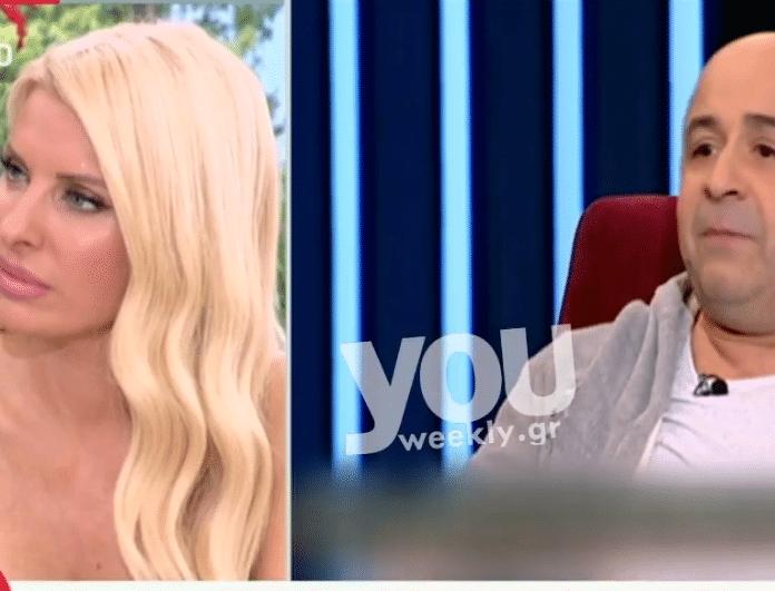 Ελένη Μενεγάκη: Τοποθετήθηκε δημόσια για τον ξέσπασμα του Σεφερλή! Δεν φαντάζεστε τι είπε! (Βίντεο)