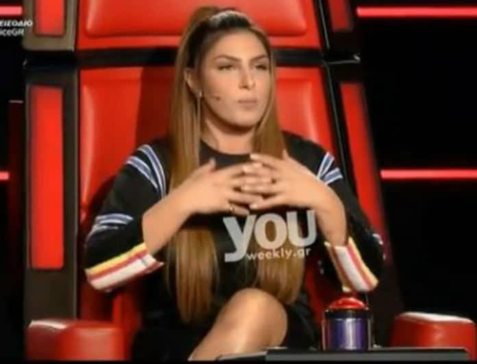 The Voice: Τι επικό έκανε η Έλενα Παπαρίζου μετά τα γυρίσματα! Βγήκε στο parking και.... (Βίντεο)