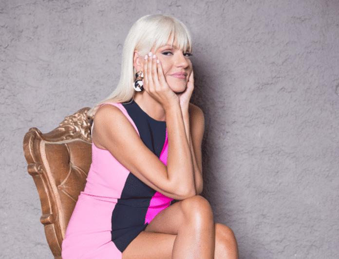 Σάσα Σταμάτη: Κακά μαντάτα για την παρουσιάστρια!