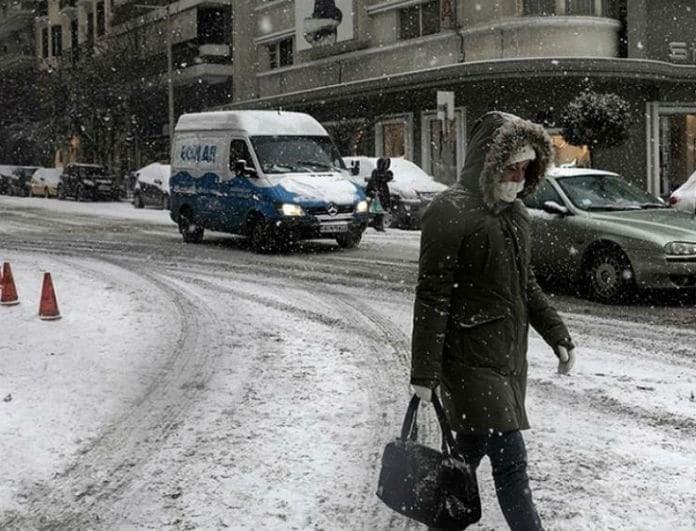 Καιρός: Συνεχίζεται το τσουχτερό κρύο για σήμερα Παρασκευή 28 Δεκεμβρίου! Που θα έχει παγετό;