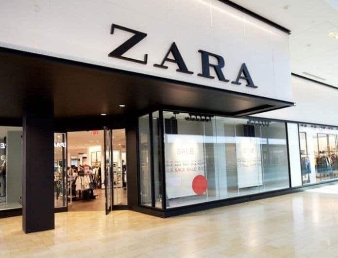 Zara: Η απόλυτη δερμάτινη μπότα στο πιο hot χρώμα του χειμώνα!