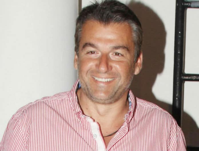 Γιώργος Λιάγκας: Η ξανθιά παρουσιάστρια που του έκλεψε την καρδιά! Η φωτογραφία ντοκουμέντο!