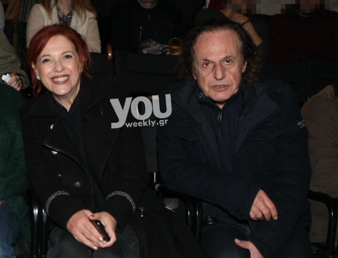 Eλένη Ράντου - Βασίλης Παπακώνσταντίνου: Πιο ερωτευμένοι από ποτέ σε σπάνια δημόσια εμφάνιση!