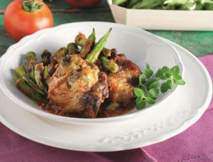 Αρνάκι με μπάμιες! Η συνταγή που θα λατρέψουν τα παιδιά σας!