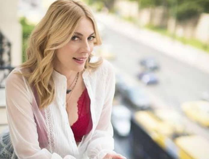 Σμαράγδα Καρύδη: Η τρυφερή κίνηση της ηθοποιού! Το νέο της επαγγελματικό βήμα που...