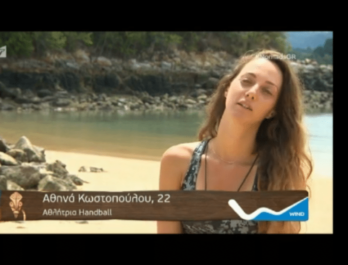 Nomads 2: Έξαλλη η Αθηνά με τον Σπαλιάρα! Το άδειασμα για... τα πιάτα! (Βίντεο)