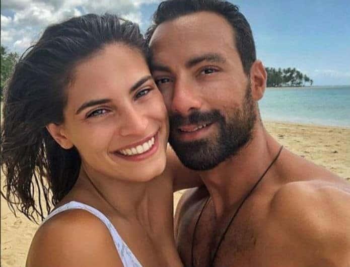 Σάκης Τανιμανίδης: Η τρυφερή αγκαλιά με το κορίτσι του... που δεν είναι η Μπόμπα!