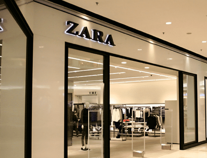 Zara: Το must have κραγιόν για τις γιορτές που δεν πρέπει να χάσεις! Προλαβαίνεις!