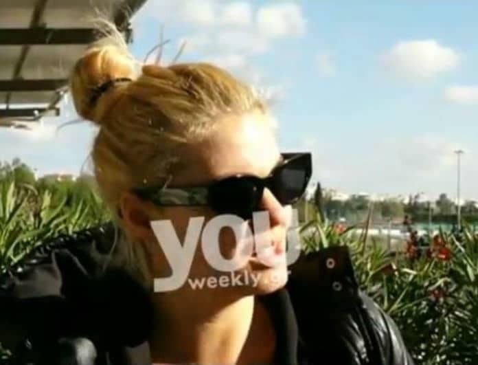 Μαρία Κορινθίου: Οι πρώτες δηλώσεις on camera για την επίθεση που δέχτηκε! «Θα πάρω μέτρα ασφαλείας» (Βίντεο)