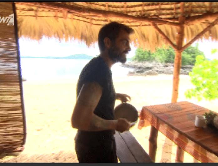 Nomads 2: Ο Χανταμπάκης δίνει ρεσιτάλ ερμηνείας! Τι έκανε όταν ξύπνησε; (βίντεο)
