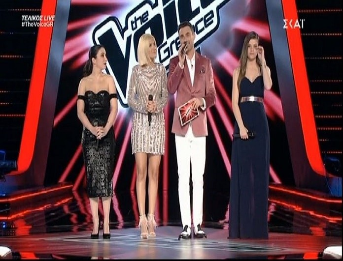 The Voice: Αυτή είναι η μεγάλη νικήτρια! (video)