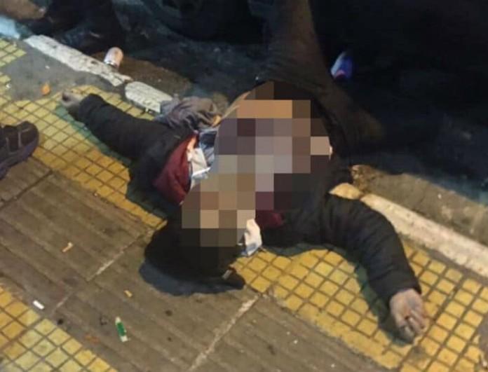 Άγρια δολοφονία στο κέντρο της Αθήνας! Για ξεκαθάρισμα λογαριασμών κάνουν λόγω οι πρώτες πληροφορίες!
