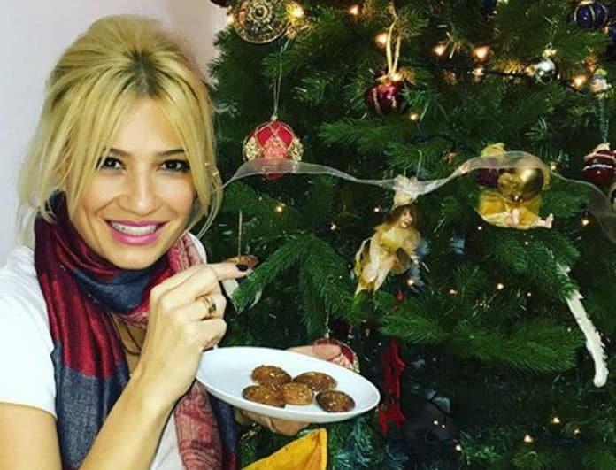 Φαίη Σκορδά: Θα πάθετε πλάκα με το πατρικό της στις Σέρρες!  Η πετρόχτιστη μονοκατοικία που κλέβει την παράσταση!
