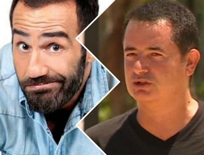 Στα μαχαίρια Ατζούν Ιλιτζαλί - Αντώνης Κανάκης! Ο απίστευτος λόγος και οι 4 παρουσιαστές του Survivor!