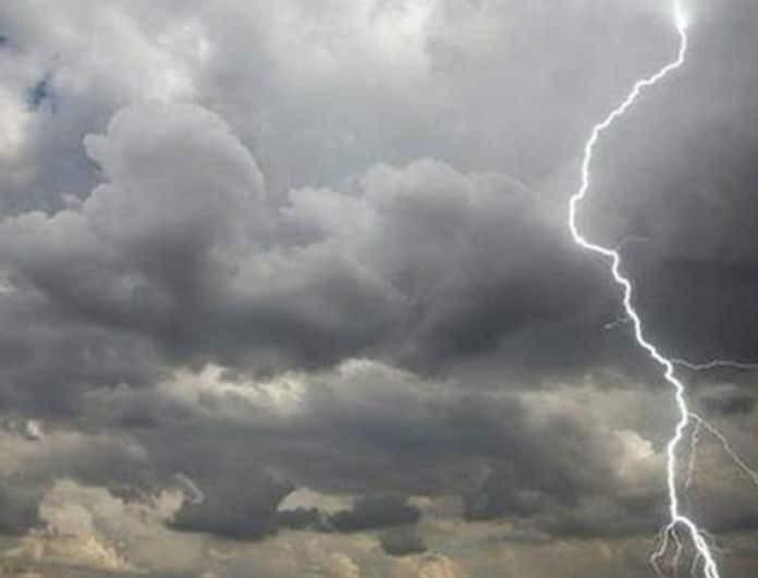 Καιρός: Μικρή πτώση της θερμοκρασίας σήμερα! Αναμένονται βροχές και καταιγίδες!
