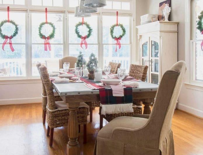 Διακόσμησε το σπίτι σου για να δείχνει πολυτελή της γιορτές!