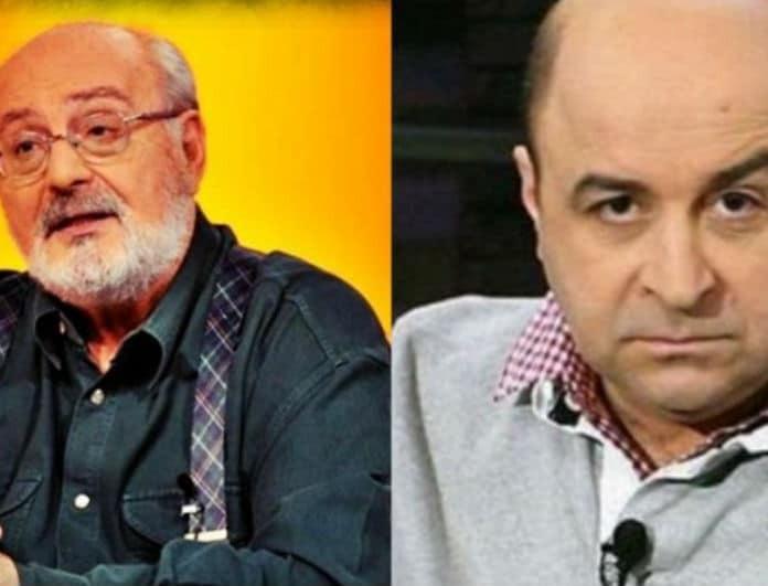 Κώστας Γεωργουσόπουλος: O μεγάλος κριτικός θεάτρου στηρίζει τον Σεφερλή και αδειάζει την Ακρίτα!