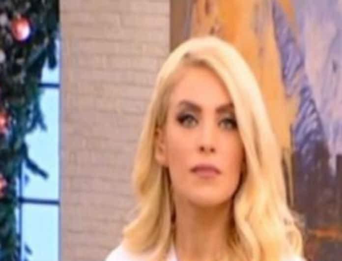 Κατερίνα Καινούργιου: Κάγκελο με την ατάκα συνεργάτη της on air! «Έχεις κάνει κοιλιά!» (Βίντεο)