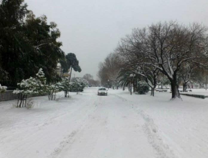 Καιρός: Λευκά τα Χριστούγεννα φέτος! Χιόνι, πτώση θερμοκρασίας ως 18°C!