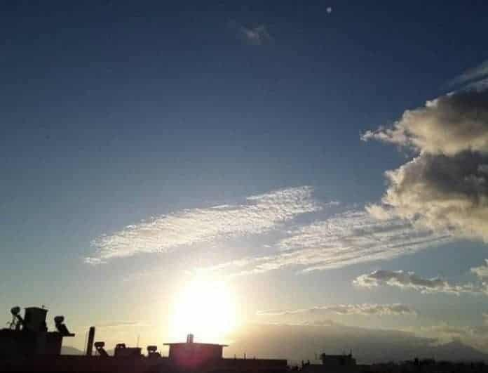 Καιρός: Βελτίωση καιρού για σήμερα Σάββατο 1 Δεκεμβρίου! Μικρή άνοδος θερμοκρασίας!