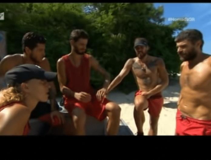 Nomads 2: To δώρο του Μισθοφόρου στον Dimar, η έκκληση του Χανταμπάκη σε ντόπιο και τα «γαλλικά»! (Βίντεο)