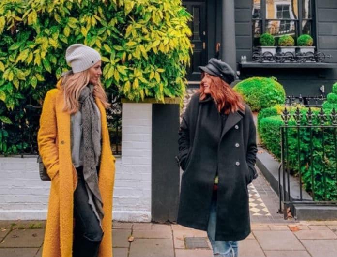 Συνατσάκη-Παπαδημητρίου: Τα κορίτσια ξενυχτάνε! Το ταξίδι - αστραπή στο χριστουγεννιάτικο Λονδίνο!