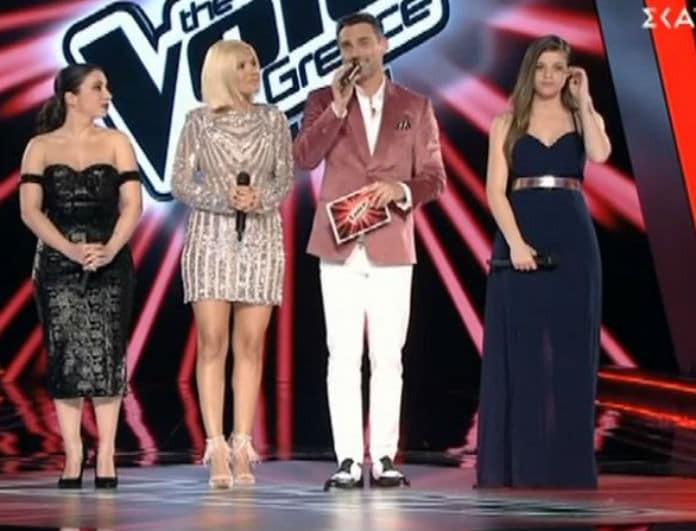 The Voice: Οι συγκλονιστικές ερμηνείες των φιναλίστ, το κρύο αστείο του Μουζουράκη και ο μεγάλος νικητής! (Βίντεο)