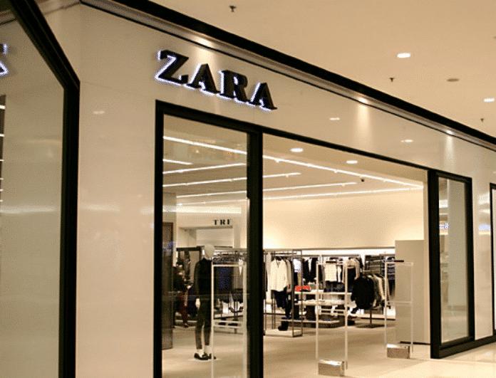Zara: Είναι Σάββατο και δεν ξέρεις τι να φορέσεις; Σου έχω το απόλυτο βραδινό φόρεμα!