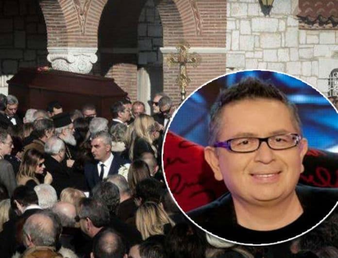 Θέμος Αναστασιάδης: Συγκλονίζει η εικόνα από τον τάφο του! Με θέα την Μεσόγειο... (Βίντεο)