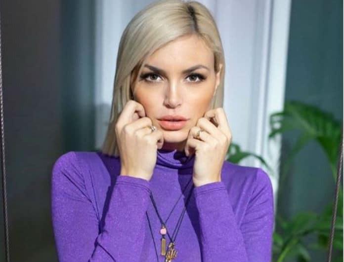 Αλεξάνδρα Παναγιώταρου: Η μεγάλη αλλαγή στα μαλλιά της!