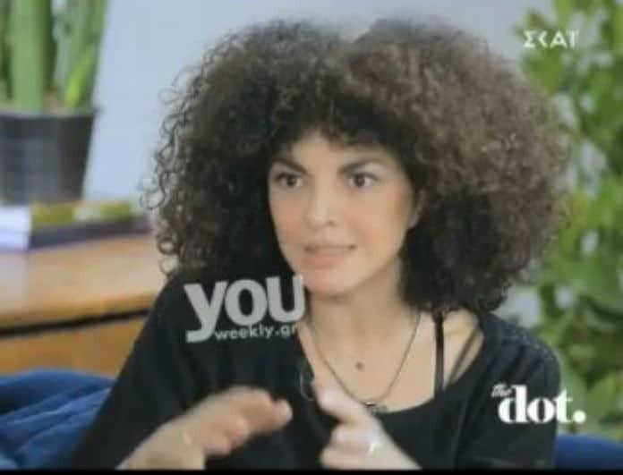 Μαρία Σολωμού: «Ο Πάνος Μουζουράκης δεν μπορούσε να με αντιμετωπίσει! Ίδρωνε, ξείδρωνε...»! (Βίντεο)